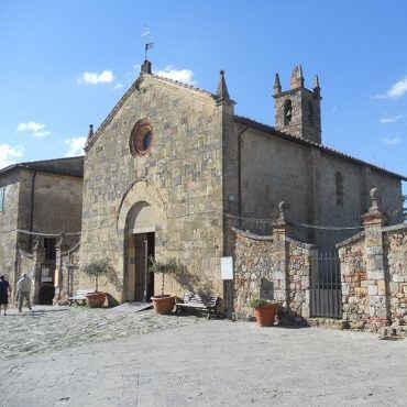 Monteriggioni, storia di un tradimento