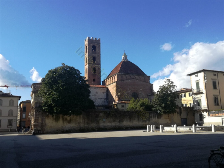 The city of Lucca