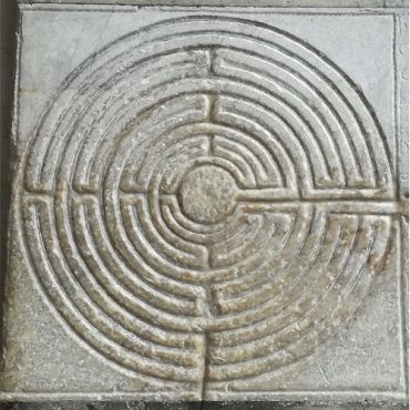 The city of Lucca, a labyrinth of mysteries