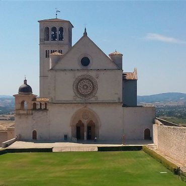 Francis and Clare, the great saints of Assisi