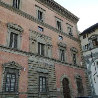 Il fantasma della Santissima Annunziata a Firenze
