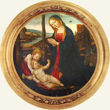 La Madonna, una partita di calcio e gli ufo