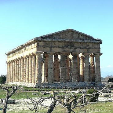A journey into the past in Paestum