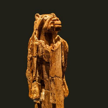The Lion-man, the oldest sculpture in the world