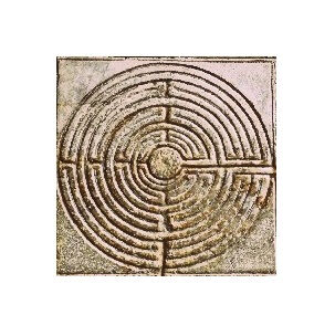 The Labyrinth between history and mythology