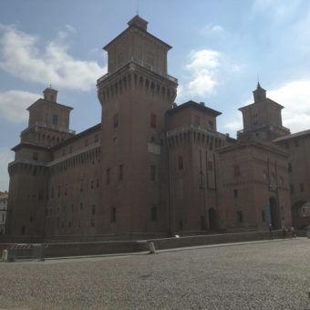 Il simbolismo magico di Ferrara