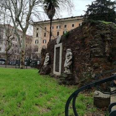 Mysteries of Rome, volume 2: The Alchemical Door and the lost Villa Palombara