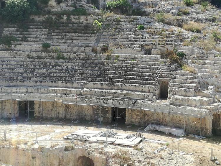 L'anfiteatro di Cagliari