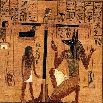 Il culto delle divinità nell'Antico Egitto