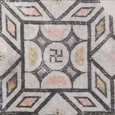 The ancient symbolism of the swastika