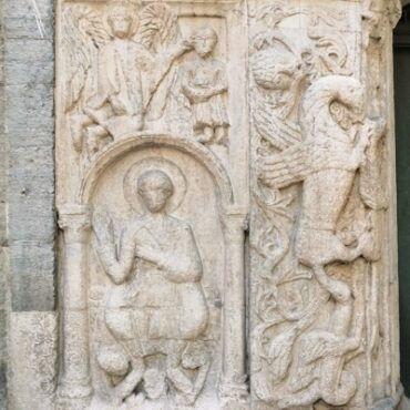 I Maestri Comacini e l'arte simbolica a Como