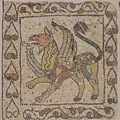The ancient and medieval symbology of the griffin