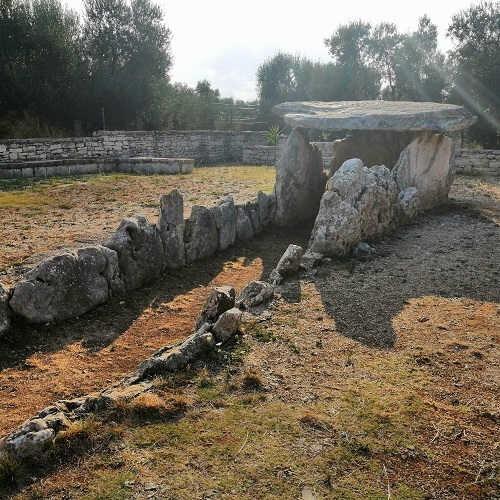 Il Dolmen della Chianca e gli ancestrali riti di passaggio